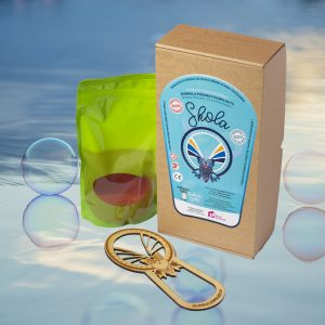 bubble blowing kit for speach therapy