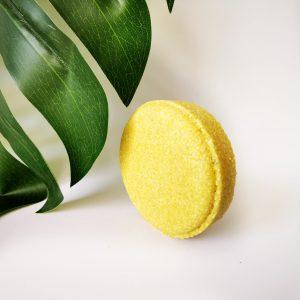 Cietais šampūns - kokosrieksts / Citrons